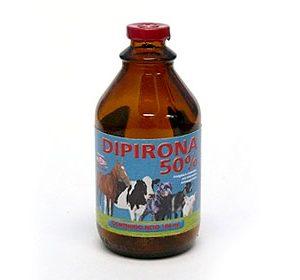 DIPIRONA 50%