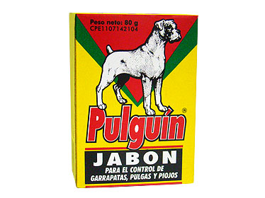 JABÓN PULGUIN